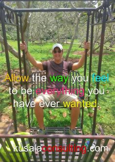 Allow the way you feel to be everything you have ever wanted.  #selfempowerment #selfawareness #loveyourself #love #empowerment #enlightenment  #mindsetconsultant #mindset #feelthefeeling #perspective #speaker #author #dailyquote  #quotesforlife #quotesofinstagram #selflove