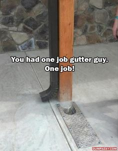You Had One Job People, One Job! – 45 Pics