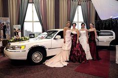 Ostseelimousine bei der Hochzeitsmesse in Linstow Krakow am See