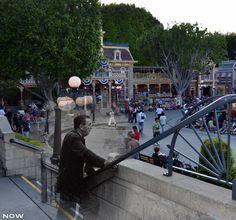 Disney then & now