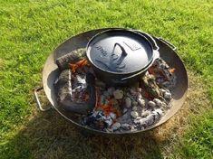 Mochtest Du Kochen Am Offenen Feuer Dann Sei Gespannt Was Alles Moglich Ist Grillen Dutch Oven Pfanne Glutkochen Feuerschale Kesselgulasch Grillmarinade