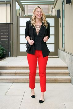 3162116b2a1e Holiday Style  Party Pants