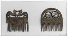 Viking age combs