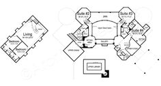 Chateau Novella House Plan - Best Selling Floor - House Plan - Chateau Novella Second Floor Plan