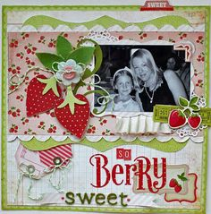 berry sweet page