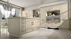 Cucina Classica LUBE \'Veronica\' con Elettrodomestici inclusi ...