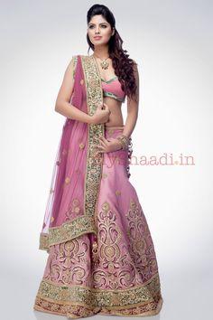 myShaadi.in > Indian Bridal Wear by Satya Paul