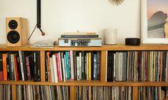 Bibliothèque Vinyls Livres Salon Pierre Le Ny Emilie Urbansky