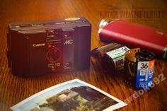 Canon MC 35mm f 2.8 STREET JAK MJU II  PUDEŁKO!