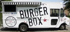 Burger Box Food Truck sold by Vending Trucks Inc