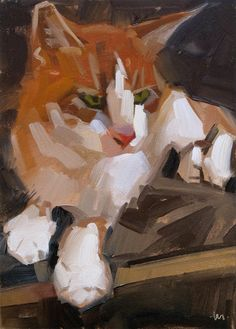"""Ms. Clifton"" original fine art by Carol Marine"