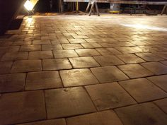 End Grain Flooring We Have 9 5 Quot Square Wood Tiles Which