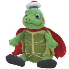 Ty Beanie Babies Tuck Turtle Wonder Pet: From the Nick Jr. TV show for preschoolers., Wonder Pets, Tuck is a Beanie Baby turtle. Tuck and his Wonder Pets friends set out traveling the world to help rescue animals in need, what's gonna work? Ty Babies, Baby Kids, New Beanie Boos, Wonder Pets, Beanie Buddies, Kids Beanies, Friends Set, Baby Turtles, Plush Animals