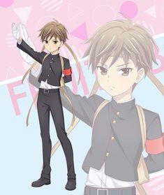 Il y a tous les persos uwu   🌹Fruits Basket🌹 Amino Anime W, Anime Couples Manga, I Love Anime, Cute Anime Couples, Kawaii Anime, Anime Guys, Fruits Basket Funny, Fruits Basket Quotes, Fruits Basket Manga