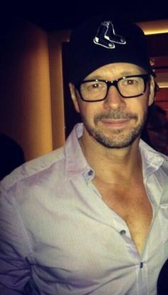 ♥ New Kids On The Block - Donnie ♥ Here's one for you Brittney!