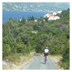 bicycling + kayaking the dalmatian coast | freewheeling.ca