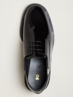 Ets Callatay women's Patent Derby Shoes