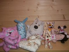 Making stuffed animals for little ones is lots of fun. Our soft toy sewing patterns are so easy to follow – please let us know how you get on and share photos of your handmade toys in our Page Facebook. https://www.facebook.com/Rossella-Usai-169652196450851/