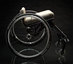cadeira de rodas Nomad