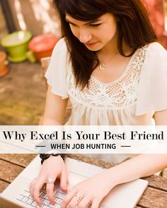 Why Excel Is Your Best Friend When Job Hunting | Levo | Excel