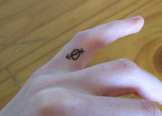 I got this symbol from Queer Mutiny. This is my favourite idea so far... #LGBT #tattoo