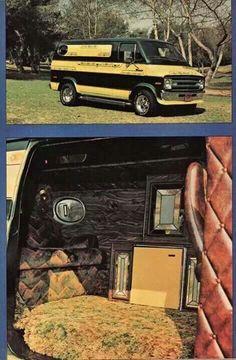 Dodge Custom Van