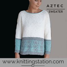 Knitwear Fashion, Knit Fashion, Runway Fashion, Aztec Sweater, Graphic Design Software, Trends, Pullover, Trending Outfits, Knitting