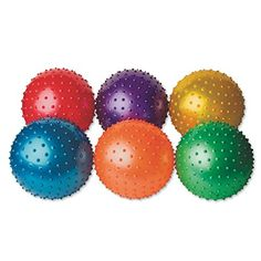 Buy Spikey Inflatable Vinyl Red Play Balls (Set of at S&S Worldwide Red Play, Fun Arts And Crafts, Spectrum, Exercise Balls, Coupon, Discount Beauty, 4th Birthday, Parents, Target