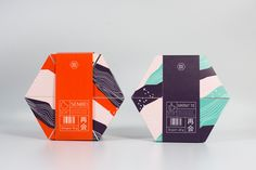 Saikai - Japanese fika packaging project on Behance
