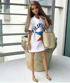 Made to move Barbie #madetomove #mtm