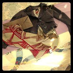 DKNY JEANS Jacket / Francesca's Collection dress DKNY JEANS Jacket size xs / Francesca's Collection dress size med Jackets & Coats