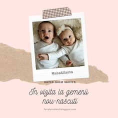 In vizita la proaspata mamica de gemeni Twins, Writing, Blog, Biology, Gemini, Twin, A Letter, Writing Process