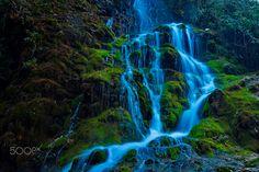 **** - Waterfall