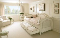 Shabby chic bedroom beautiful pretty feminine