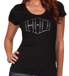 Harley-Davidson Dealer Shirt Damen  SAPPHIRE  *5N16-H79L-XL* Gr. XL