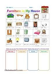 Bedroom Furniture Vocabulary image result for things in the house | rooms | pinterest