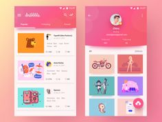 Dribbble Concept Design designed by for UIGREAT Studio. Connect with them on Dribbble; Mobile Ui Design, App Ui Design, Interface Design, Ad Design, Design Color, Print Design, App Design Inspiration, Design Ideas, Application Ui Design