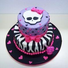 tortas de Monster High Draculaura - Buscar con Google