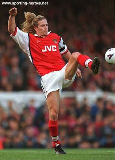 Emmanuel PETIT Arsenal FC