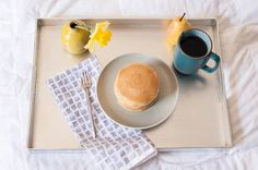 DIY Patterned Cloth Napkins via The Sweetest Occasion Photography by Alice G Patterson
