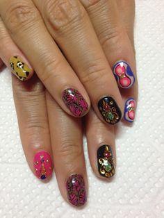 DISCO NEW nail ♡ http://www.disco-tokyo.com
