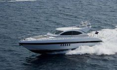 Overmarine 72 Mangusta - http://boatsforsalex.com/overmarine-72-mangusta/ -                              US$ 1,656,840  Year: 2002Length: 72'Engine/Fuel Type: TwinLocated In: Naples, ItalyHull Material: CompositeYW#: 978-2597310Current Price: EUR  1,200,000 (US$ 1,656,840)  LULU is better than new. Everything on board LULU was replaced, rebuilt ...