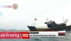Coreia do Sul dispara com metralhadora em barcos chineses. A Guarda Costeira da Coréia do Sul disparou com uma metralhadora em direção a barcos de pesca...