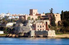 Forte de São João do Arade, Ferragudo, Algarve.