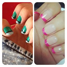 The Heather Project: Trendy Nails