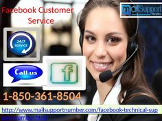 Where shall I get 1-850-361-8504 Facebook Customer Service?You will get Facebook Customer Service at the place wherever you are. Our services are free from all geographical boundaries. So, you don't need to go for any specific place to dial our toll-free number 1-850-361-8504. After dialing our number, you will be redirected to our top most tech geeks who will help you out for the same purpose. For more info visit us: http://www.mailsupportnumber.com/facebook-technical-support-number.htmlSee…