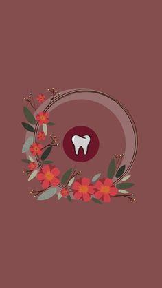 Dental Hygiene Student, Dental Clinic Logo, Sunflower Wallpaper, Butterfly Wallpaper, History Instagram, Dentist Art, Dental Photos, Dental Videos, Cute Tooth