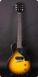 Gibson / Les Paul Junior / 1956 / Sunburst Guitar Shop, Music Guitar, Cool Guitar, Vintage Electric Guitars, Vintage Guitars, Gibson Les Paul Jr, Guitars For Sale, Gibson Guitars, Epiphone