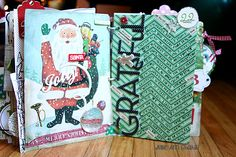 Inspiration for Generation C 2.00: My December Daily/Journal Your Christmas Mini 2012 Part 3