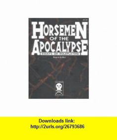 Horsemen of the Apocalypse Essays on Roleplaying (JOL 003) (9781558782402) Gary Gygax, Richard Garfield, Greg Costikyan, Marc Miller, Matt Forbeck, Greg Stafford, Rick Loomis, Jim Dietz , ISBN-10: 1558782400  , ISBN-13: 978-1558782402 ,  , tutorials , pdf , ebook , torrent , downloads , rapidshare , filesonic , hotfile , megaupload , fileserve